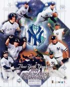 Yankees 1999 Limited Edition World Series 8X10