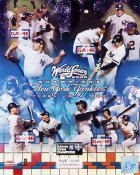 Yankees 2000 Limited Edition World Series 8X10