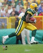 Najeh Davenport Green Bay Packers 8X10 Photo