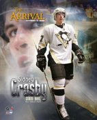 Sidney Crosby LIMITED STOCK The Arrival Pittsburgh Penguins 8x10 Photo
