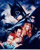 Batman Cast 8X10 Photo