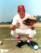 Johnny Bench Cincinnati Reds 8X10 Photo