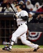 Paul Konerko Grand Slam 2005 World Series Game 2 SATIN 8x10 Photo