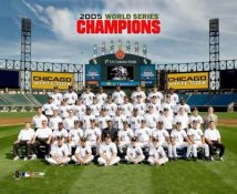 Chicago 2005 White Sox World Series Champs Team Photo 8X10 SATIN Photo