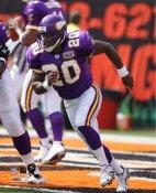 Moe Williams Minnesota Vikings 8X10 Photo