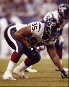 Jerry Deloach Houston Texans 8X10 Photo