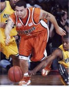 Deron Williams Illinois 8X10 Photo LIMITED STOCK
