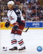 Luke Richardson LIMITED STOCK Columbus Blue Jackets 8x10 Photo