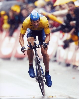 Lance Armstrong 8X10 Photo