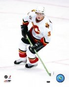 Dion Phaneuf Calgary Flames 8x10 Photo