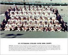 Steelers 1975 Super Bowl 9 Champs Team Photo Pittsburgh Steelers 8x10 Photo