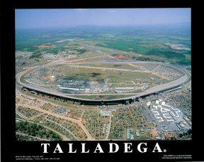 A1 Talageda Speedway Taken 2/18/01   8x10 Photo