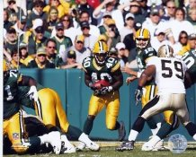 Tony Fisher Green Bay Packers 8X10 Photo