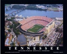 A1 Neyland Stadium Aerial Knoxville Tennesee 8x10 Photo