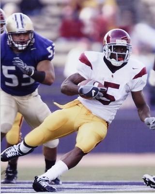 Reggie Bush USC Trojans 8X10 Photo