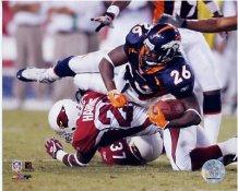 Tatum Bell Denver Broncos 8X10 Photo