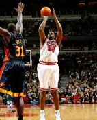 Michael Sweetney Chicago Bulls 8X10 Photo LIMITED STOCK