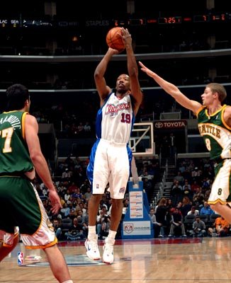 Sam Cassell Los Angeles Clippers 8x10 Photo LIMITED STOCK