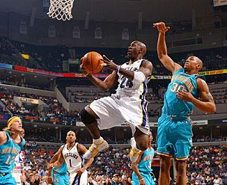 Bobby Jackson Memphis Grizzlies 8X10 Photo LIMITED STOCK