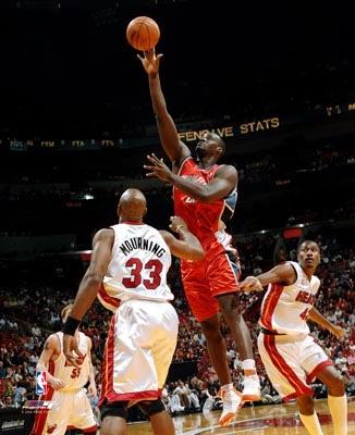 Emeka Okafor Charlotte Bobcats 8X10 Photo