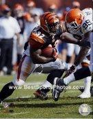 Rudi Johnson Cincinnati Bengals 8X10 Photo