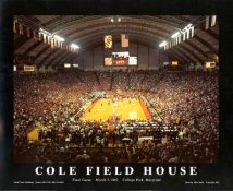 A1 Cole Field House Maryland  8x10 Photo