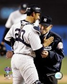 Yogi Berra & Jorge Posada New York Yankees 8X10 Photo LIMITED STOCK -