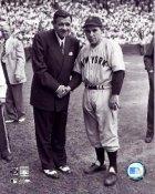 Babe Ruth & Yogi Berra New York Yankees 8X10 Photo