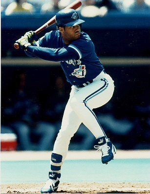 Roberto Alomar LIMITED STOCK Toronto Blue Jays 8X10 Photo