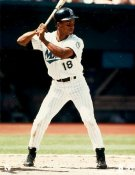 Moises Alou  Florida Marlins 8X10 Photo