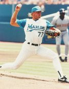 Jack Armstrong Florida Marlins 8X10 Photo