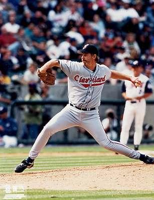 Paul Assenmacher Cleveland Indians 8X10 Photo