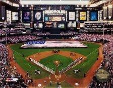 Bank One Ball Park 2001 World Series 8x10 Photo