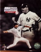 Roger Clemens Game 3 2001 World Series 8x10 Photo LIMITED STOCK
