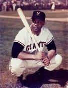 Monte Irvin New York Giants 8X10 Photo