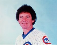 Larry Bowa Chicago Cubs 8X10 Photo