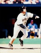 Brant Brown Pittsburgh Pirates 8X10 Photo