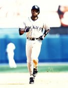 Ellis Burks Colorado Rockies 8X10 Photo