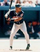 Albert Belle Cleveland Indians 8X10 Photo