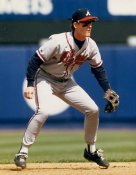 Jeff Blauser Atlanta Braves 8X10 Photo