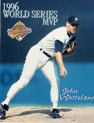 John Wetteland New York Yankees 8X10 Photo