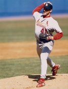 Alan Benes LIMITED STOCK St. Louis Cardinals 8X10 Photo