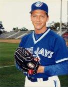 David Cone Toronto Blue Jays 8X10 Photo
