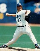 Roger Clemens Toronto Blue Jays 8X10 Photo