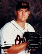 Ricky Coppinger Baltimore Orioles 8X10 Photo
