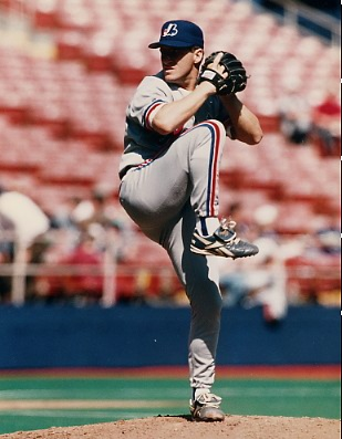 Rheal Cormier Montreal Expos 8X10 Photo