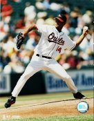 Omar Daal Baltimore Orioles 8X10 Photo