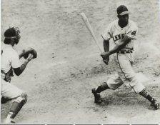 Larry Doby Cleveland Indians 8X10 Photo