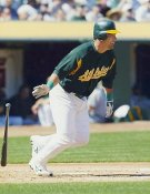 Erubiel Durazo Oakland Athletics 8X10 Photo
