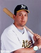 Erubiel Durazo Oakland Athletics 8X10 Photo